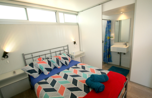 Backpacker hostel Kings Cross Sydney room